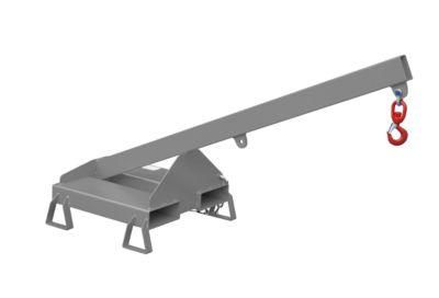 Lastarm für Gabelstapler, LA 25-1,0, grau RAL 7005