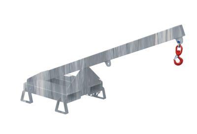 Lastarm für Gabelstapler, LA 25-1,0, verzinkt