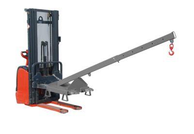 Lastarm für Gabelstapler, LAT 25-1,0, grau RAL 7005