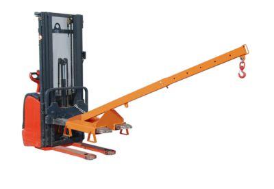 Lastarm für Gabelstapler, LAT 25-1,0, orange RAL 2000