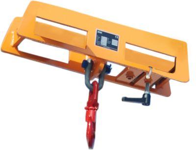 Lasthaken LH 2, 5000 kg Tragkraft, orange lackiert