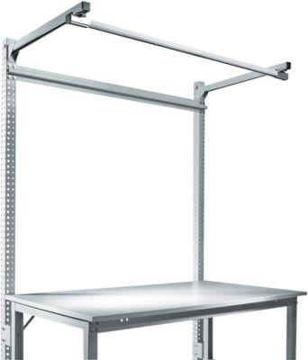 Laufschiene für Werkbanksystem PROFI, 1500 mm breit