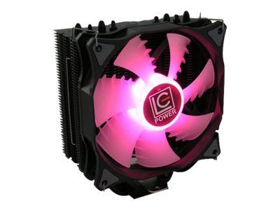 LC Power Cosmo Cool LC-CC-120-RGB - Prozessorkühler