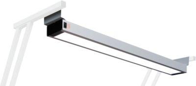 LED Arbeitsleuchte basic-line eco, für Tischaufbau multi4power, 28,5 W, 2774 lm, DIN EN 12464-1, inkl. Leuchtenhalter
