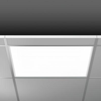 LED-Einbau-/Einlegeleuchte Sidelite, für Bildschirmarbeitsplätze, Energieeffizienz A