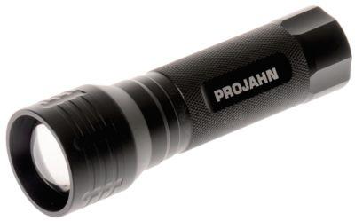 LED-Hochleistungstaschenlampe, 5 Watt LED, Lichtleistung 220 Lumen