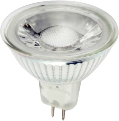 LED-Leuchtmittel LightME GU5,3, 5 Watt