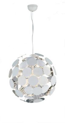 LED Pendelleuchte DISCALGO, E14 Fassung, inkl. 6 x 5 W LED-Leuchtmitteln, Abhängehöhe bis 1500 mm