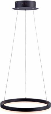 LED-Pendelleuchte LED-Hängeleuchte TITUS, Ø 400 mm