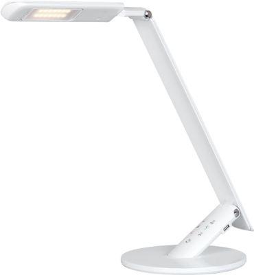 LED-Tischleuchte Excellence, 614 Lumen, dimmbar, Lebensdauer 50.000 Stunden, weiß