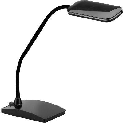 LED-Tischleuchte Fischer, schwarz
