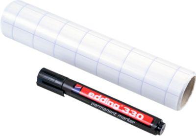 Legamaster Magic-Chart Notes Flipchart, 7-159000-A4, 200 x 300 mm, 25 Stück