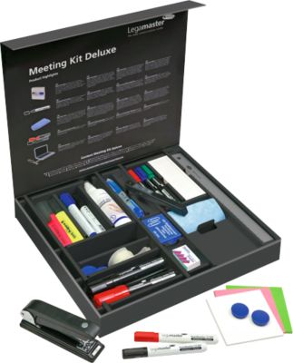 Legamaster Moderations-Set Meeting Kit Deluxe