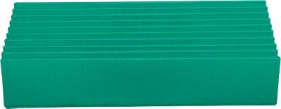 Leisten für Bodenrost Yoga Rost®, grün, 10 Stück