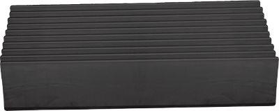 Leisten für Bodenrost Yoga Rost®, schwarz, 10 Stück