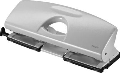 Leitz 4-gaats perforator perforator 5022: perforeert 16 blad