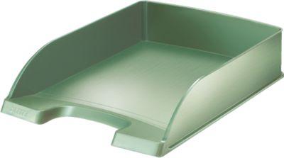 LEITZ® Ablagekorb Style, DIN A4, Kunststoff, seladon grün