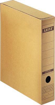 LEITZ® archiefdozen premium 6084, rug van 70 mm, 10 stuks