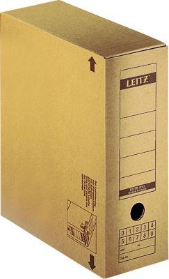 LEITZ Archiv-Schachtel mit Verschlussklappe 6086