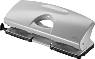 LEITZ® Doppellocher 5012, 25 Blatt