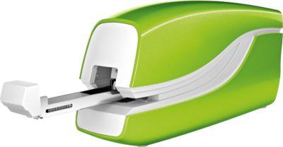 LEITZ® Elektrische nietmachine NeXXt 5566, stuk, metallic-groen