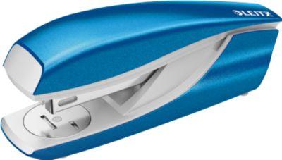 LEITZ® Heftgerät NeXXt Series 5502 WOW, Metall, metallic-blau