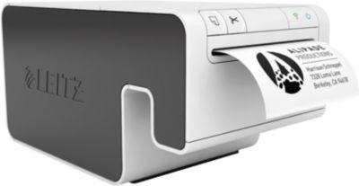 LEITZ Icon Etikettendrucker, für viele Formate