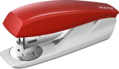 LEITZ® Kleines Heftgerät NeXXt Series 5501, rot