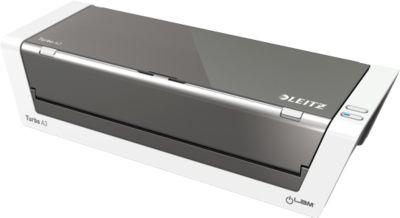 Leitz Laminiergerät iLAM touch 2 Turbo A3, Laminierzeit 20 Sek., 1 Min. Aufwärmzeit