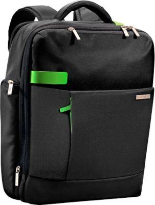 LEITZ® Notebook-Rucksack Smart Traveller, f. 15,6 Zoll Laptops, schwarz