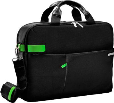 LEITZ® Notebook-Tasche Smart Traveller, f. 13,3 Zoll Laptops, schwarz