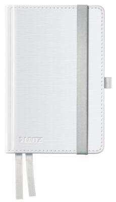 LEITZ® Notitieboek Style 4489, A6 formaat, gelinieerd, poolwit
