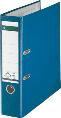 LEITZ® ordner 1010, A4, 80 mm, PP, blauw, stuk