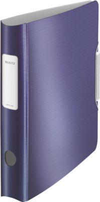 LEITZ® Ordner Style 1109, A4, 65 mm,  titaan blauw, per stuk