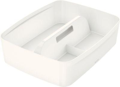 Leitz Organizer MyBox, mit Griff, 3 Fächer, B 307 x H 101 x T 375 mm