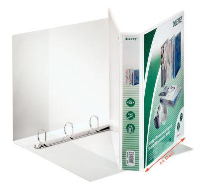 LEITZ® Ringbuch, A4, 4R-Ring-Mechanik, Rückenbreite 50 mm