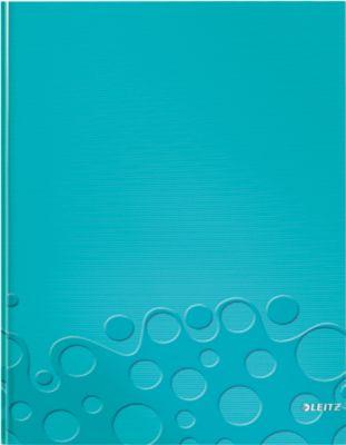 LEITZ Sichtbuch Active Wow, für DIN A4, 40 Hüllen, eisblau