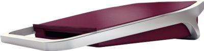LEITZ® Style USB Power-Ladestation, mit 2 USB-Anschlüssen, granat rot