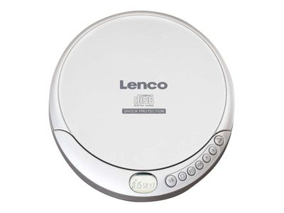 Lenco CD-201SI - CD-Player - CD