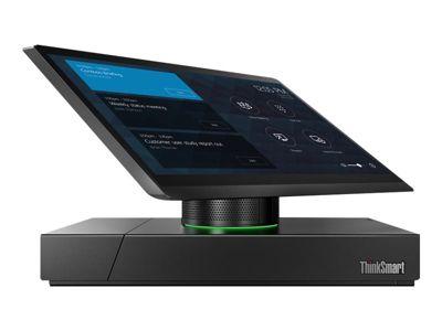 Lenovo ThinkSmart Hub 500 - All-in-One (Komplettlösung) - Core i5 7500T 2.7 GHz - 8 GB - 128 GB - LED 29.464 cm (11.6