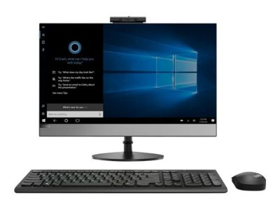 Lenovo V530-24ICB - All-in-One (Komplettlösung) - Core i3 8100T 3.1 GHz - 8 GB - 256 GB - LED 60.45 cm (23.8