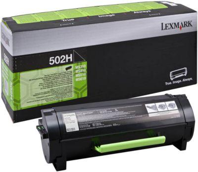 Lexmark 50F2H00 Tonerkassette schwarz