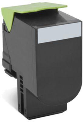 Lexmark 80C2HK0 Tonerkassette schwarz