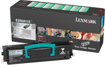 Lexmark E250A11E Tonerkassette schwarz