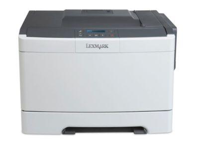 Lexmark Farblaserdrucker CS317dn, 23 Seiten pro Minute, 2-zeiliges LCD-Display