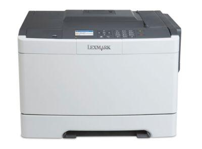 Lexmark Farblaserdrucker CS417dn, 30 Seiten pro Minute, 6 cm LCD-Farb-Display