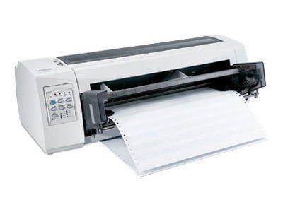 Lexmark Forms Printer 2580n+ - Drucker - monochrom - Punktmatrix