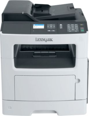 Lexmark Multifunktionsdrucker MX317dn, S/W-Drucker, 33 S./Min., 6000 Seiten/Monat