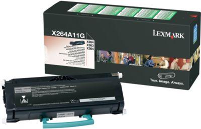 Lexmark OX264A11G Tonerkassette schwarz