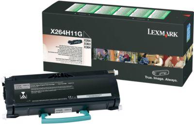 Lexmark OX264H11G Tonerkassette schwarz